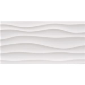 Easy Colors Flow Blanco Brillo rectified 29,8x59,8x1,03 obklad