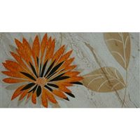 Daino Real Decor Flor Marfil 2 32,5x60 dekor